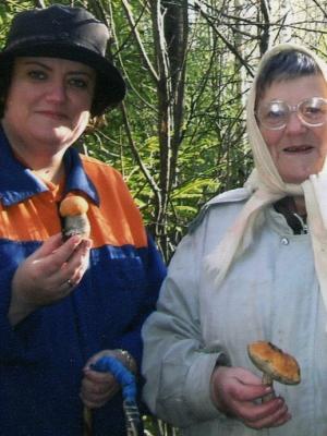 Маша и Лариса Михайловна (два поколения учителей биологии)